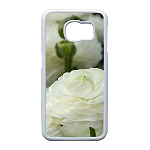 Creative Phone Case Ranunculus asiaticus For Samsung Galaxy S6 Edge H568776