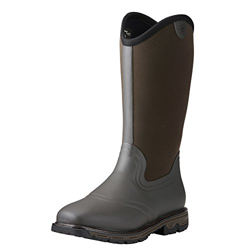 Ariat Men's Conquest Rubber Neoprene Insulated Hun - Choose SZ color