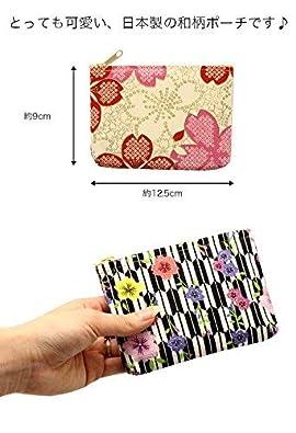 Amazon.com: komesichi pochihana Mini Pouch japonés patrón, G ...