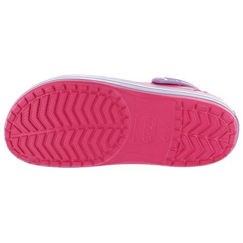 Pink Unisex Clog Iris Paradise Crocband Crocs 8HzwCq48
