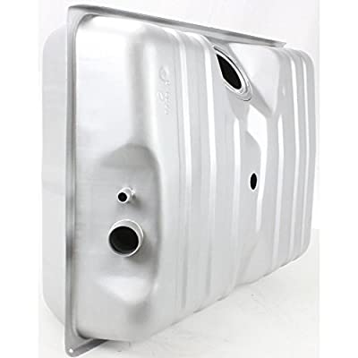 Fuel Tank compatible with Ford Econoline Van 88-91 Mounts Behind Rear Axle 22 Gallon Capacity: Automotive