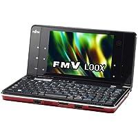 富士通 モバイルパソコン FMV-BIBLO LOOX U/G90(ルビーレッド) FMVLUG90R