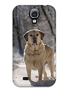 Durable Protector Case Cover With Dog Hot Design For Galaxy S4