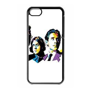 Arctic-Monkeys iPhone 5c Cell Phone Case Black SUJ8522239
