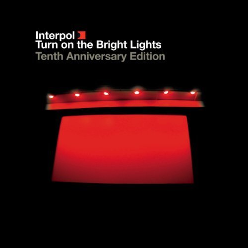 Turn on The Bright Lights: 10th Anniversary Edition (2xCD+DVD) by Interpol (2012-12-11) (Interpol Turn On The Bright Lights 10th Anniversary)