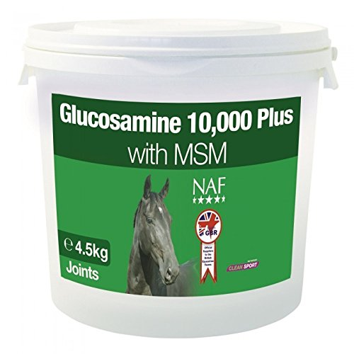 NAF Glucosamine 10,000 Plus with MSM (9lb) (May Vary) by NAF (Image #1)