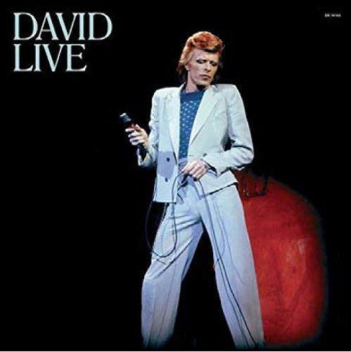 Album Art for David Live (2005 Mix) (Remastered Version)(3LP) by David Bowie