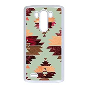 Native LG G3 Cell Phone Case White&Phone Accessory STC_128040