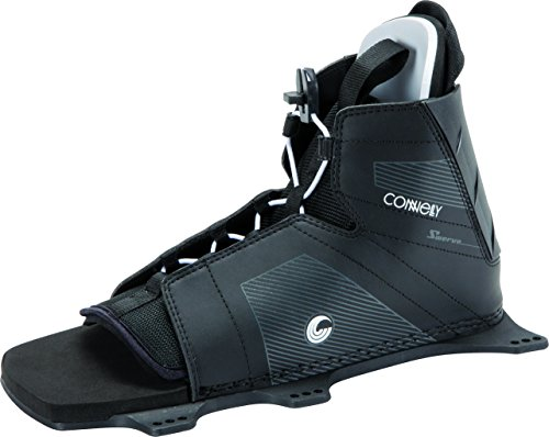 Connelly 2015 Adjustable Bindings Swerve Waterski for Age (5-13), Small/X-Large