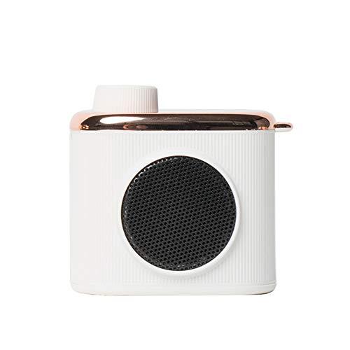 SUNERLORY Bluetooth Speaker Home Retro Style Camera Shape Lossless Mini Portable Battery Powered Wireless Noise…