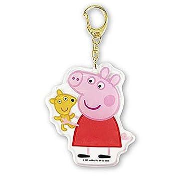 JP PRODUCTS Peppa Pig/Acrílico Llavero Troquelado/Peppa Pig ...