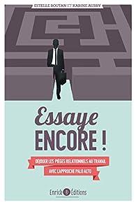 Essaye encore ! par Estelle Boutan
