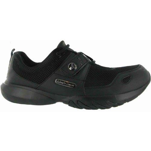 Glagla Sneaker Nero Unisex Nero adulto YxOHYnr