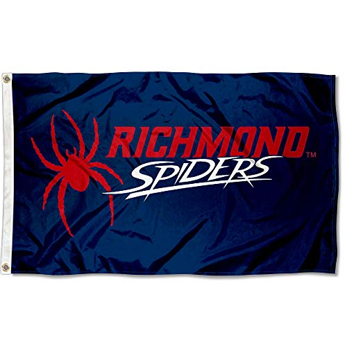 College Flags and Banners Co. Richmond Spiders New Logo Flag
