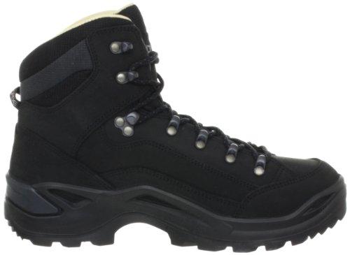 Lowa - Zapatillas de senderismo para hombre negro - negro