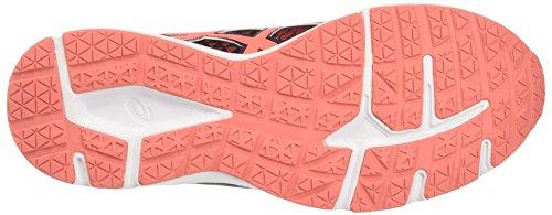 Zapatillas 8 Flash Blu Unisex White Dark Navy Gimnasia de Coral Patriot Asics Adulto vR0wxv