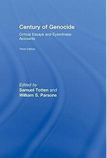 centuries of genocide amazon co uk samuel totten william s century of genocide critical essays and eyewitness accounts
