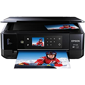 Epson Expression Premium XP 620 Wireless Color Photo Printer With Scanner And Copier