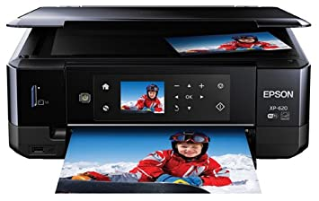 Amazon.com: Epson Expression Premium XP-620 - Impresora ...