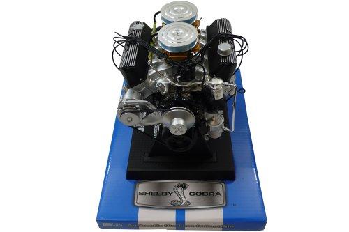 - Hotrods Pro Ford Shelby Cobra 427 FE Model Engine - Diecast 1:6 Scale Motor
