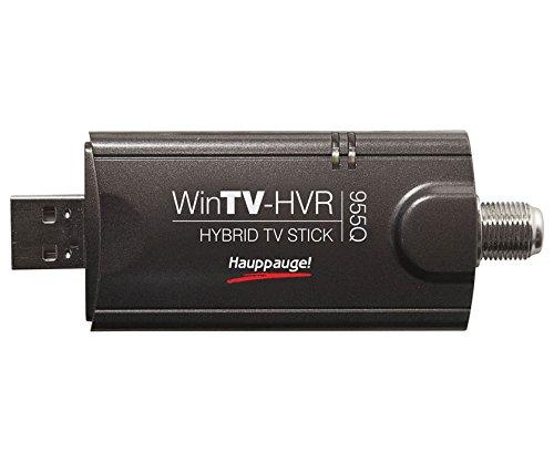 HAUPPAUGE wintv-hvr-950q usb stick atsc hd and ntsc tv qam with remote control