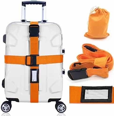 7bfd484b495e Shopping Oranges - 4 Stars & Up - Luggage Straps - Travel ...