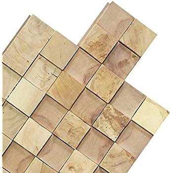 Art3d 12 Pieces 3d Faux Leather Tiles Decorative Wall Panel Umbrella