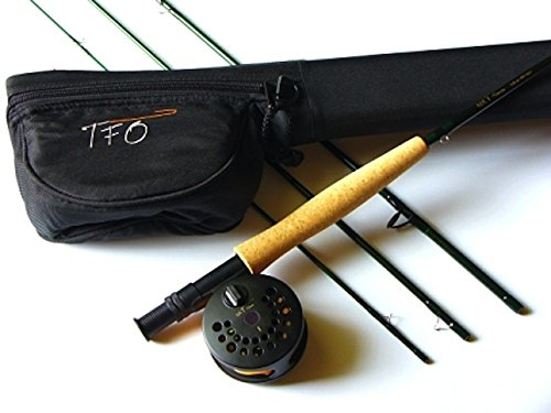 - TFO NXT Fly Rod Outfit (4/5wt, 8'6