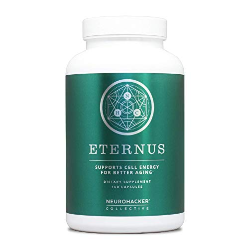 41Ff6Eeqm%2BL - Eternus - Cell Energy for Better Aging | Comprehensive Cell Food Supplement | Niagen NAD+ Booster (160 Capsules)