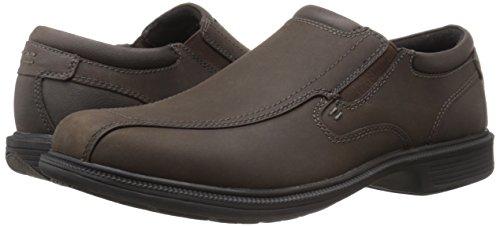 Nunn Bush Men's Bleeker Street Slip-On Loafer, Brown Chamois, 9 M US by Nunn Bush (Image #6)
