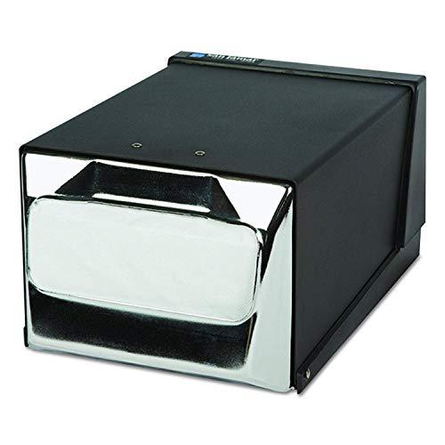 San Jamar Countertop Napkin Dispenser, 7 5/8 x 11 x 5 1/2, C