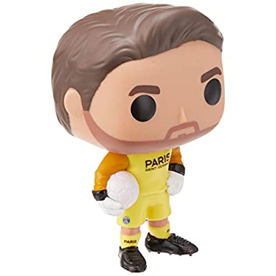 Paris Saint Germain Gianluigi Buffon Pop! Football Vinyl Figure: Toys & Games