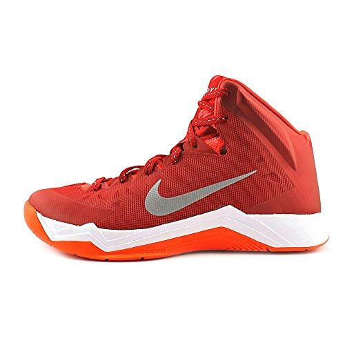 ... Nike Zoom Hyperquickness Grfx Menns Størrelse 10,5 Røde Basketballsko  ...
