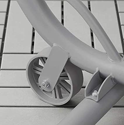 IKEA GARO - soporte de la hamaca, gris: Amazon.es: Hogar