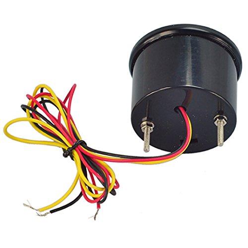 ELENKER™ 2inchs 52mm Digital LED Color Analog 8-18V Volt Voltage Gauge Meter For Car Vehicle Motor