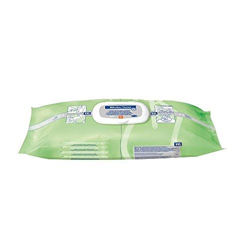 Mikrobac Tissues XXL, Flow Pack mit 40 Tüchern