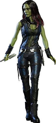 MARVEL Guardians of the Galaxy Gamora 1:6 Collectible Action Figure MIB by Hot (New Spiderman Costume Images)