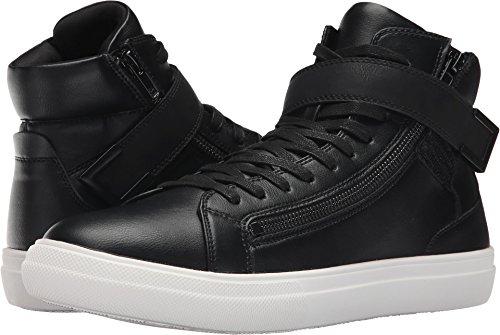 Aldo Black Leather (ALDO  Men's Argent Black Leather Shoe)