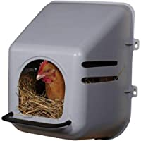 Campo24 Big Großes Hühnernest, Legenest, Abrollnest, Eierbox für Geflügel Hühner