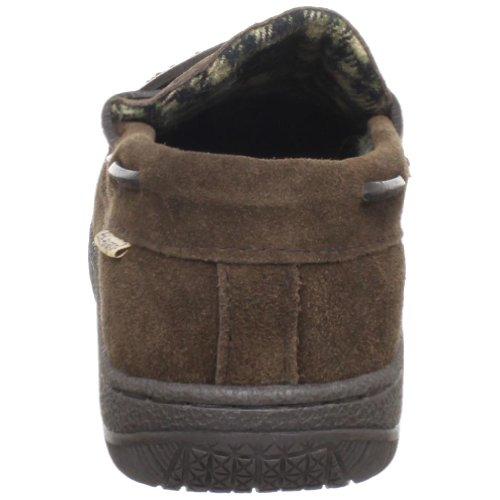 Moccassin B Evans by Men's Chocolate Marion L Hideaways YdOxY