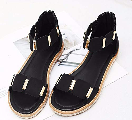 Chaussures Aisun Femme Confortable M Plates EqaUp7Xwa