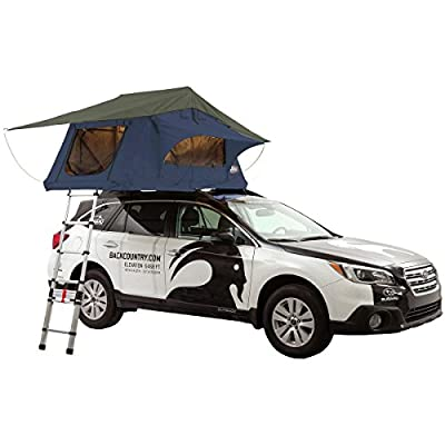 Tepui Ayer SKY Roof Top Tent: 2-Person, 4-season by Tepui