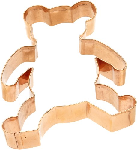 teddy bear cookie cutters shapes - 3