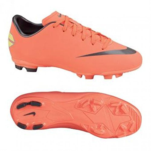 d30bf781b Nike Youth Soccer Cleats Jr Mercurial Victory III FG Soccer Shoes 509134  800 (5)