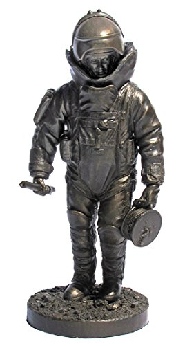 Khaki-Army USA EOD Specialist Bronze Cold Cast Resin Statue