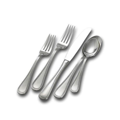 Towle Bead Antique 5-piece Place (Antique Flatware)