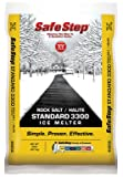 Safe Step Rock Salt Ice Melter Sodium Chloride (Rock Salt) Melts Ice Down To 5 F / -15 C 50 Lbs.