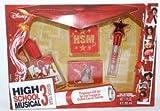 Disney Disney High School Musical Gift (Set Eau De Toilette Spray, Eye Shadow, Lip Gloss, Tatoo)