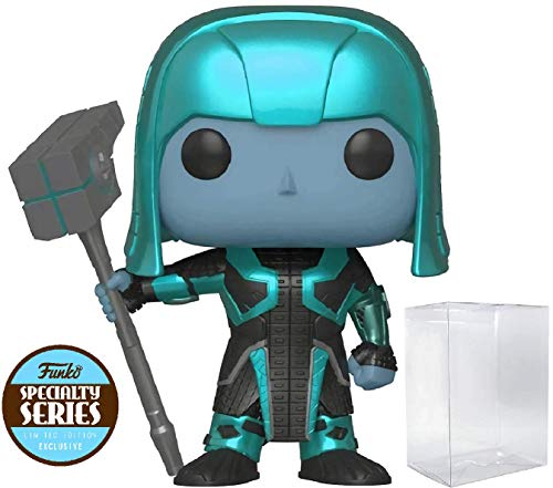 Marvel Captain Marvel - Ronan the Accuser Funko Pop! Specialty Series Exclusive Vinyl Figure (Includes Compatible Pop Box Protector Case)