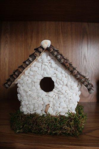 beach style Birdhouse by Rebecca Bennett's Artistic Designs